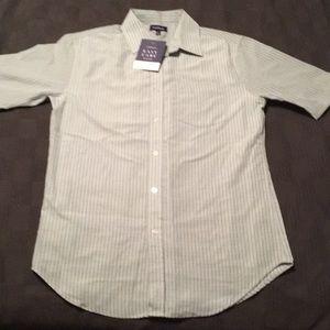 NWT Men's Croft & Barrow SS shirt